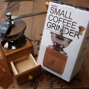 Hario Coffee Grinder Small