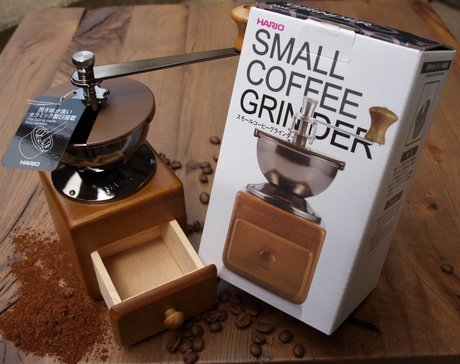 Hario Hario Coffee Grinder Small