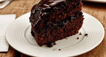 Muscovado Dark im Schokoladenkuchen