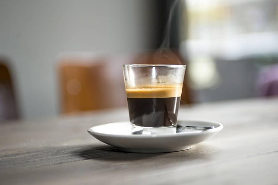 Kaffee und Kalorien