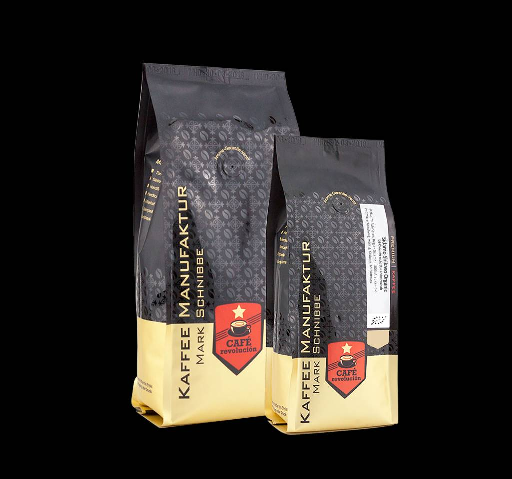 Bio Kaffee Äthiopien Sidamo Shakiso