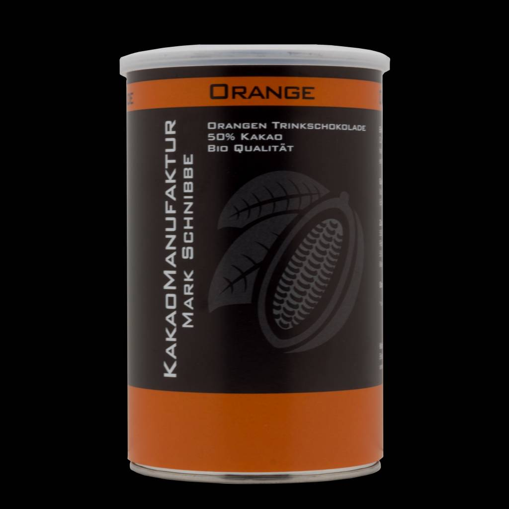 Bio Vegan Orangen-Kakao 50%