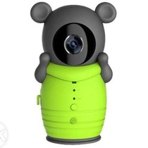 Caméra wifi Cleverdog gris
