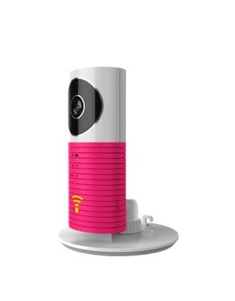 Cleverdog wifi camera pink
