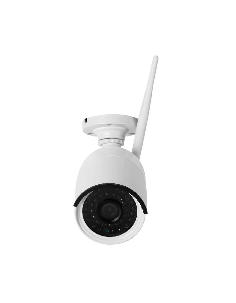 Clever Home Security wifi camera set exclusief harde schijf.  Nu tijdelijk sterk afgeprijsd