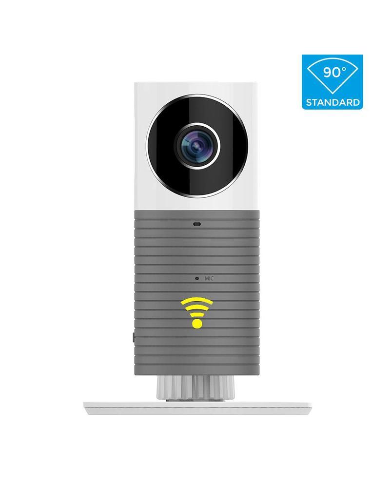 Cleverdog wifi camera nieuw model, 1280 x 720 pixels, en optie  cloud opslag, grijs