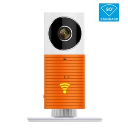 Cleverdog caméra wifi orange,