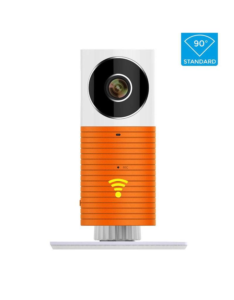 Cleverdog wifi-camera oranje