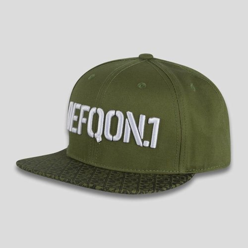 DEFQON.1 DEFQON.1 SNAPBACK ARMY GREEN