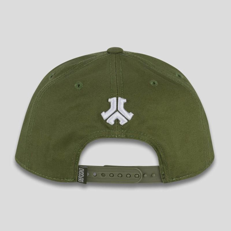 DEFQON.1 SNAPBACK ARMY GREEN