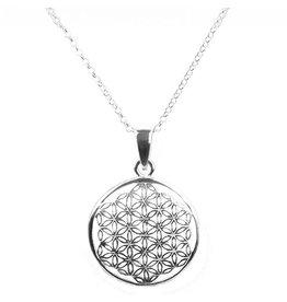 Halskette - Mandala