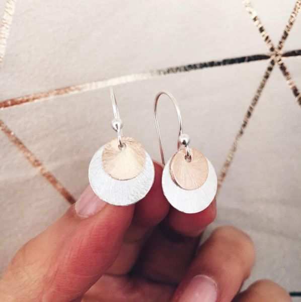 Unser neuestes Ohrring Design