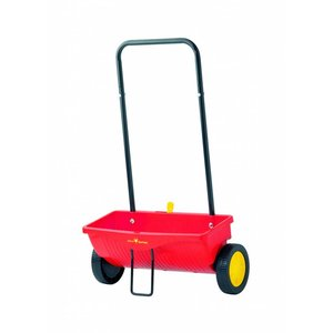 Wolf Garten Strooiwagen WE 330 voor zaden, kunstmest en zout