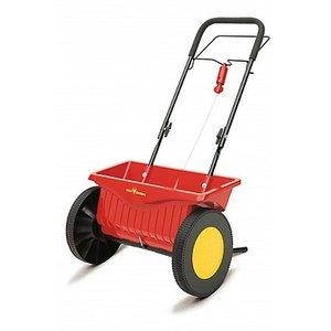 Wolf Garten WE 430 Strooiwagen voor zaden, kunstmest en zout