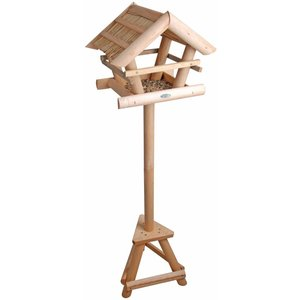 Esschert Design Voedertafel riet op voet - FB258