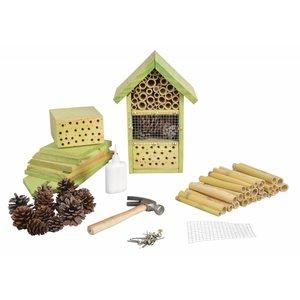 Esschert Design Doe het zelf insectenhotel - KG153