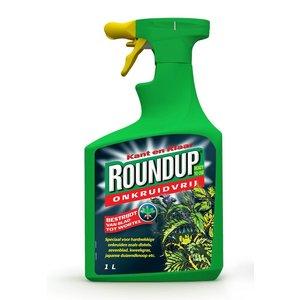 Roundup Hardnekkig kant-en-klaar 1L