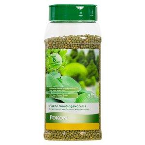 Pokon Groene planten Voedingskorrels 800gr