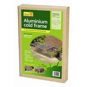 Gardman Aluminium koude bak 100x50 (kweekkas)