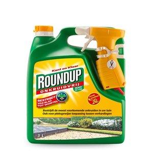Roundup Kant en Klaar 3 liter Spray