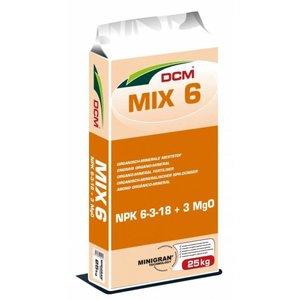 DCM Mix 6 (minigran) 6-3-18-3 25kg