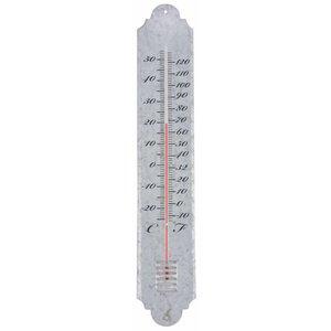 Esschert Design Thermometer 50 Cm Oud Zink - OZ11