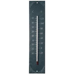 Esschert Design Leisteen thermometer klassiek - LS006