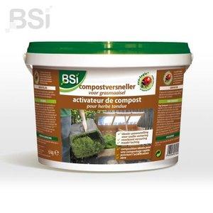 BSI Compostversneller voor grasmaaisel 6kg