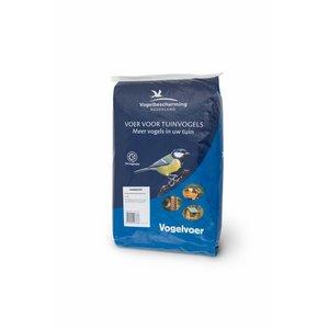 Vogelbescherming Nederland Premium No Mess schilvrij strooivoer 12,5 kg