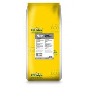 ECOstyle Nutri-Najaar Tuinmest 25kg