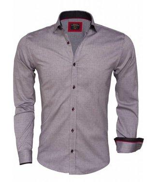 Wam Denim Wam denim - Overhemd grijs