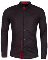 Young & Rich - Overhemd Trade Zwart