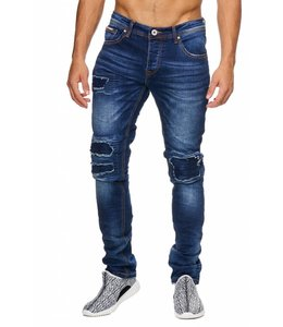 Hardsoda Exclusive Slim Fit Biker Jeans Avelino