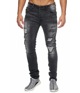 Hardsoda Exclusive Slim Fit Biker Jeans Amerigo