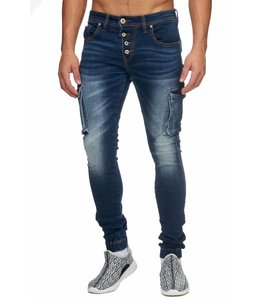 Hardsoda Exclusive Slim Fit Biker Jeans Adino