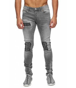 Hardsoda Exclusive Slim Fit Biker Jeans Ciro