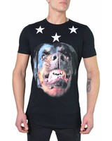 DJ White Bad Look Rottweiler Black