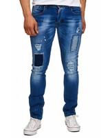 Hard Soda Hardsoda Slim Fit Biker Jeans D'Sandro