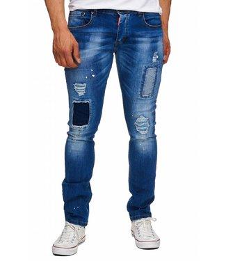 Hardsoda Exclusive Slim Fit Biker Jeans D'Sandro