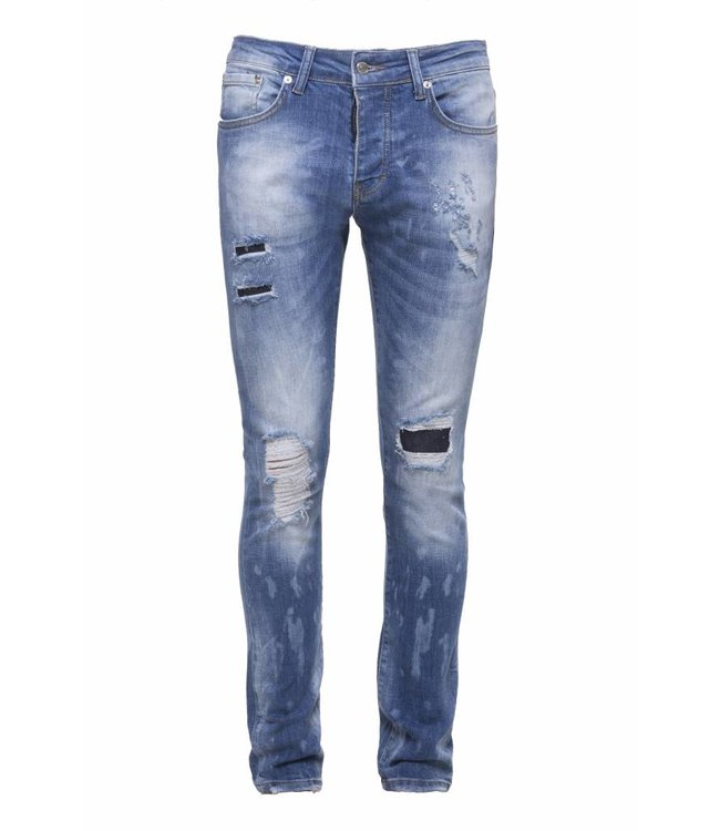 Pascucci Julius Stretch Slim Fit Jeans