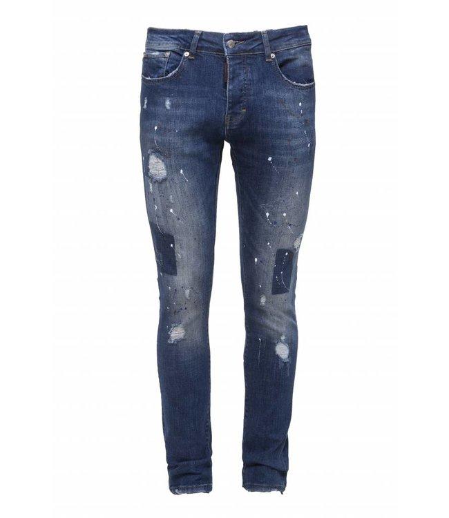 Pascucci Milano Stretch Slim Fit Jeans