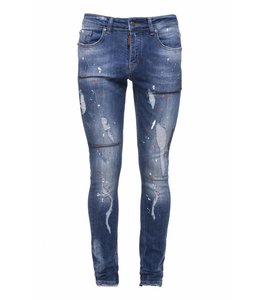 Pascucci Santino Stretch Slim Fit Jeans