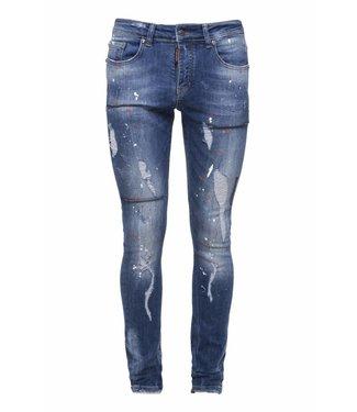 Pascucci Santino Stretch Slim Fit Jeans