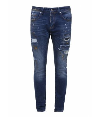 Pascucci Moreno Stretch Slim Fit Jeans