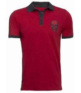Pascucci Armando Polo shirt Rood