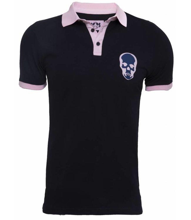 Pascucci Armando Polo shirt Navy