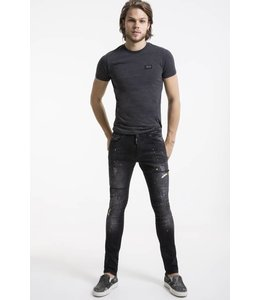 Pascucci Vincenzo Stretch Slim Fit Jeans