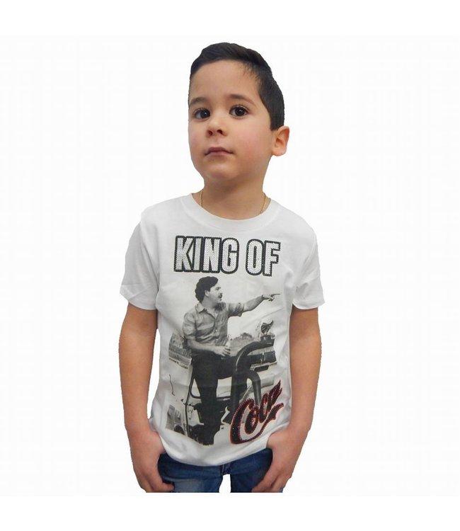 G-Brand Don Pablo Escobar Wit Kids