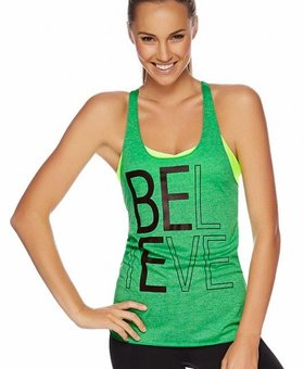 Lorna Jane Believe Casual Tank