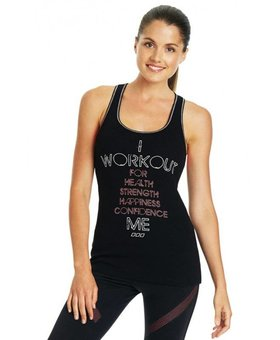 Lorna Jane I Workout For Me Tank